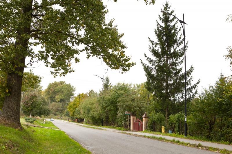 Budowa oświetlenia przy drodze powiatowej Nr 2217L Ciecierzyn Dys