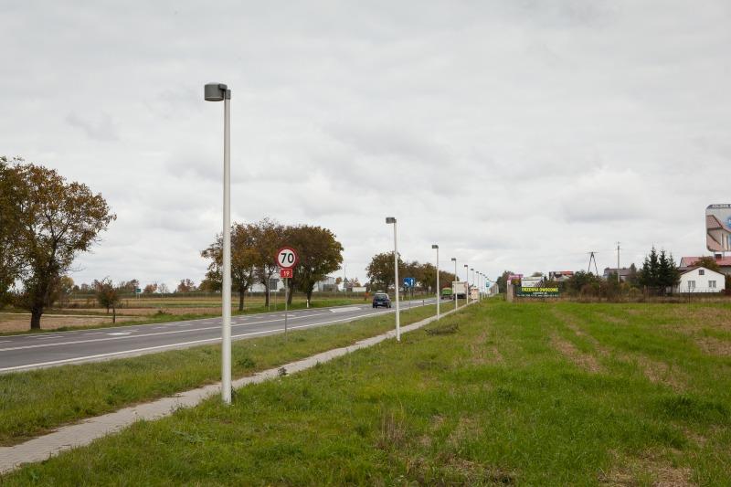 Budowa oświetlenia przy drodze krajowej S19 na odcinku Leonów-Niemce wraz z budową oświetlenia skrzy