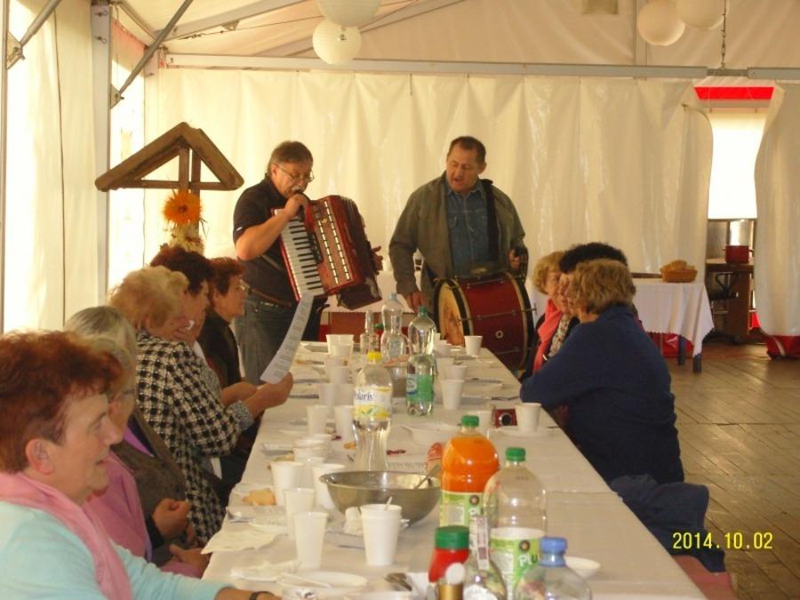 Spotkanie integracyjne w Nasutowie