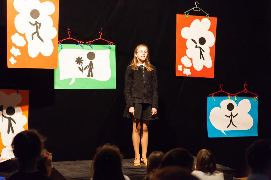 XVI Gminny Turniej Poezji Dziecięcej w Ciecierzynie