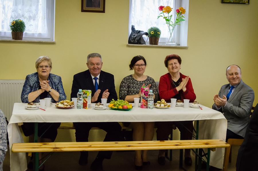 Dzień Kobiet w Klubie Seniora