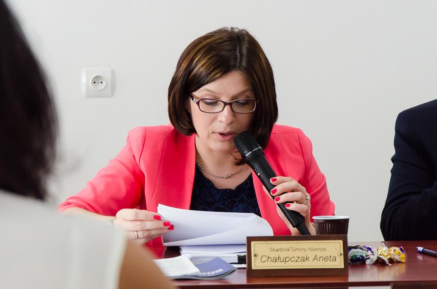 XXVIII sesja Rady Gminy Niemce