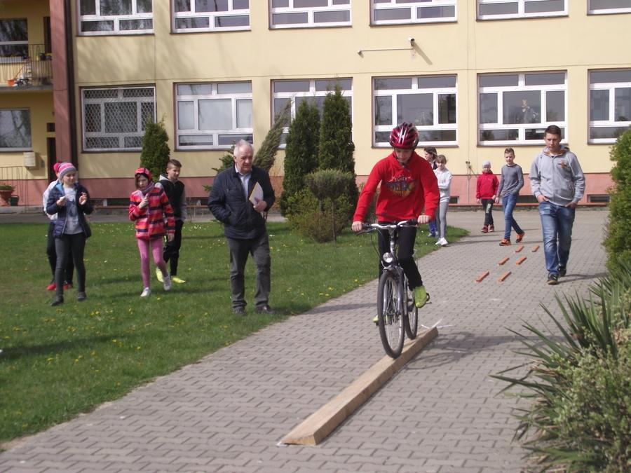 Gminne eliminacje do Ogólnopolskiego Turnieju Bezpieczeństwa w Ruchu Drogowym