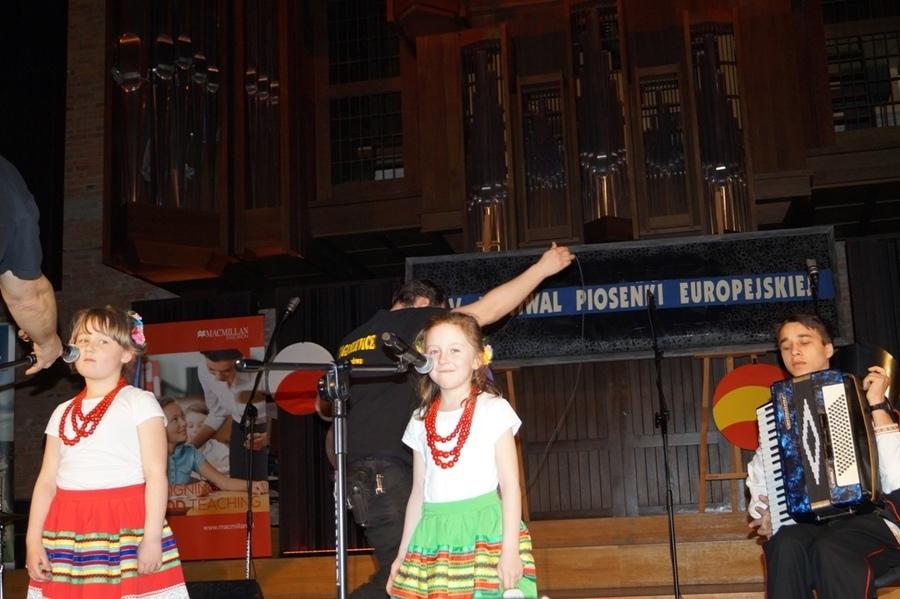 XIV Wojewódzki Festiwal Piosenki Europejskiej