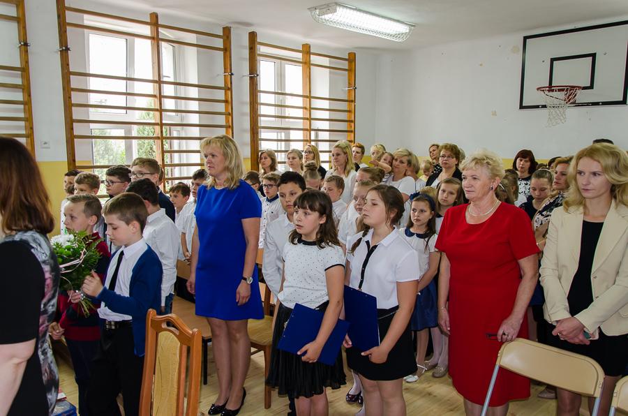 Zakończenie roku szkolnego 2016/2017 w Jakubowicach Konińskich