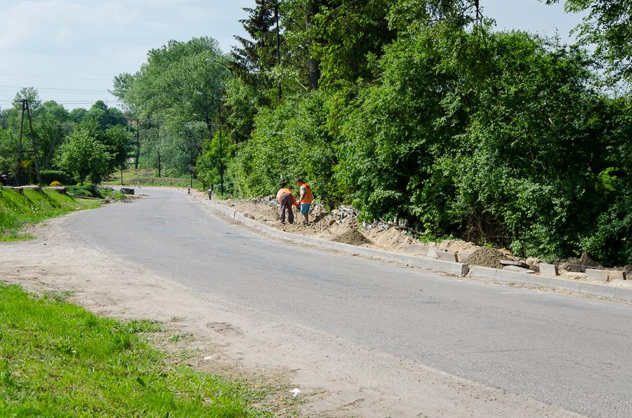 Przebudowa drogi powiatowej 2217L Jakubowice Konińskie – Ciecierzyn