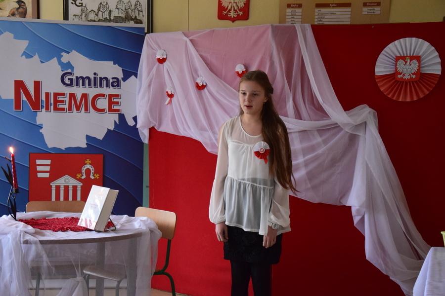 IV Gminny Konkurs Recytatorski Poezji Partriotycznej