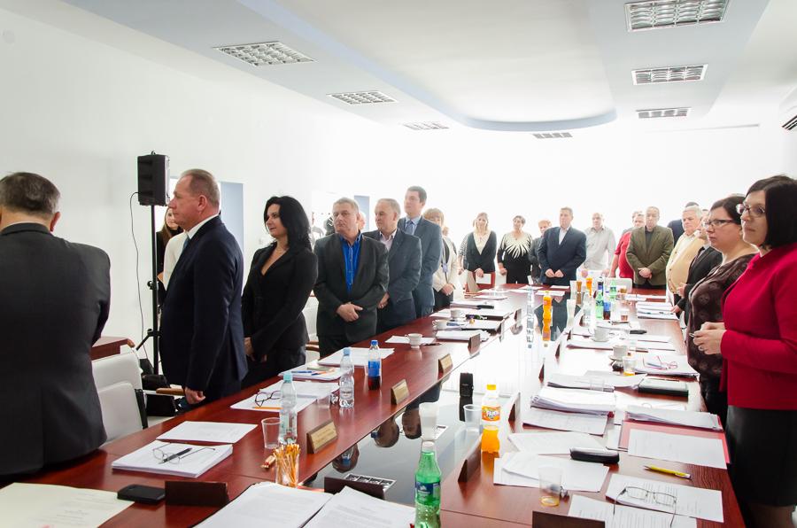 XXXVI Sesja Rady Gminy