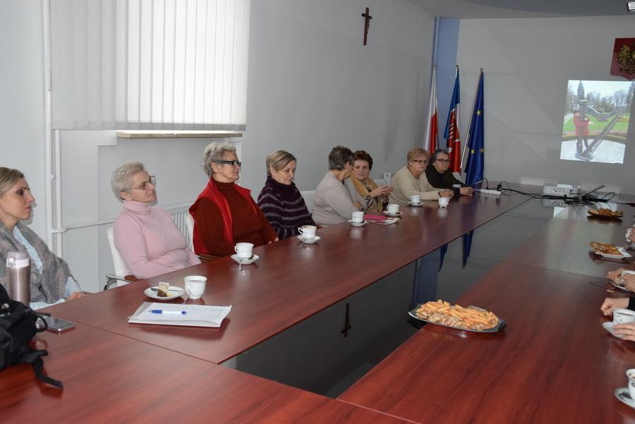 Wizyta studyjna seniorów ze Stalowej Woli