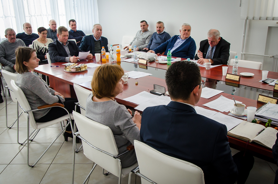 XXXVIII Sesja Rady Gminy Niemce