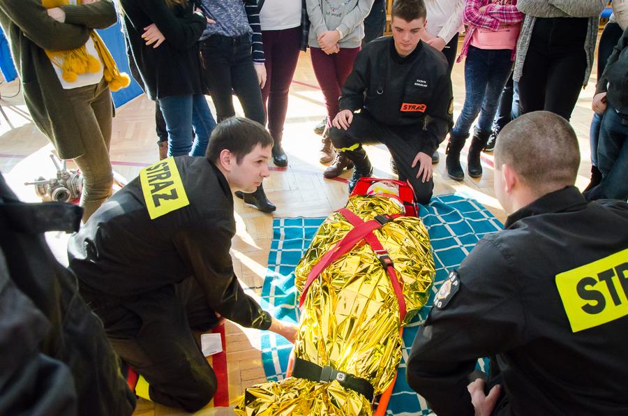 Turniej z wiedzy pożarniczej