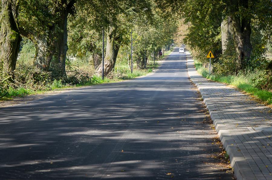Droga z Pólka do Ciecierzyna