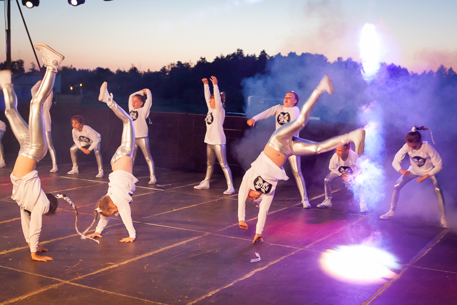 Jubileusz XXV-lecia Studia Tańca RYTHM-X