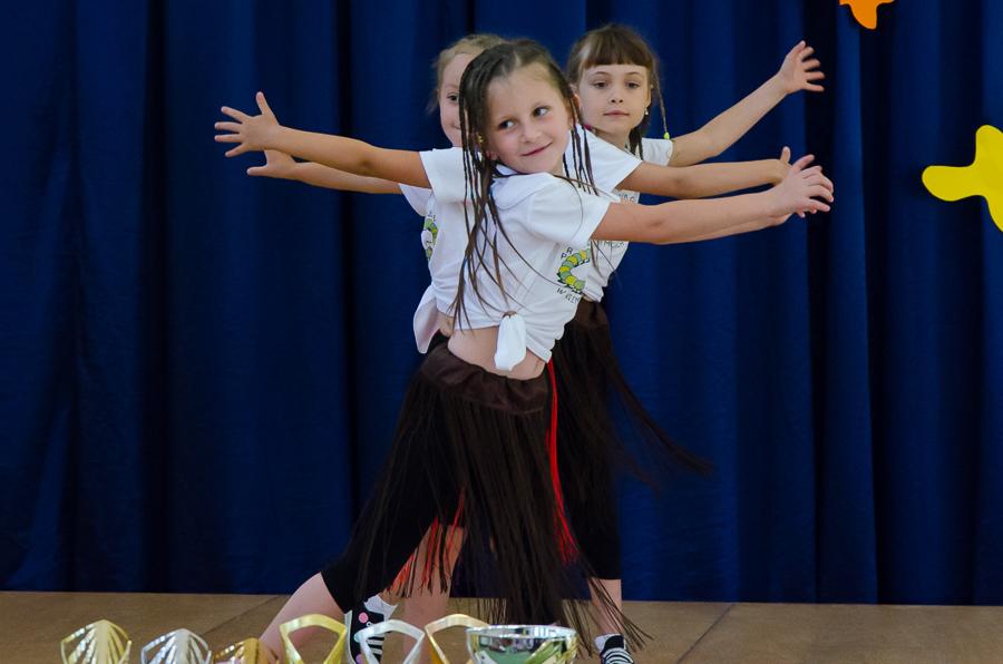 VII Gminny Konkurs Taneczny