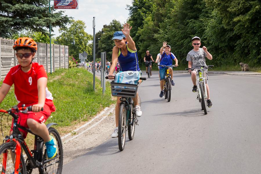 Rajd Rowerowy Wójta Gminy Niemce 2018