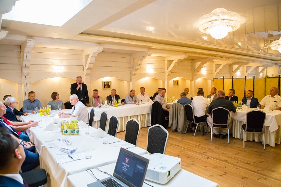 Inauguracyjne spotkanie Rady Gospodarczej
