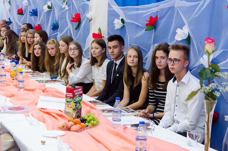 Stypendia Wójta Gminy Niemce Gimnazjum