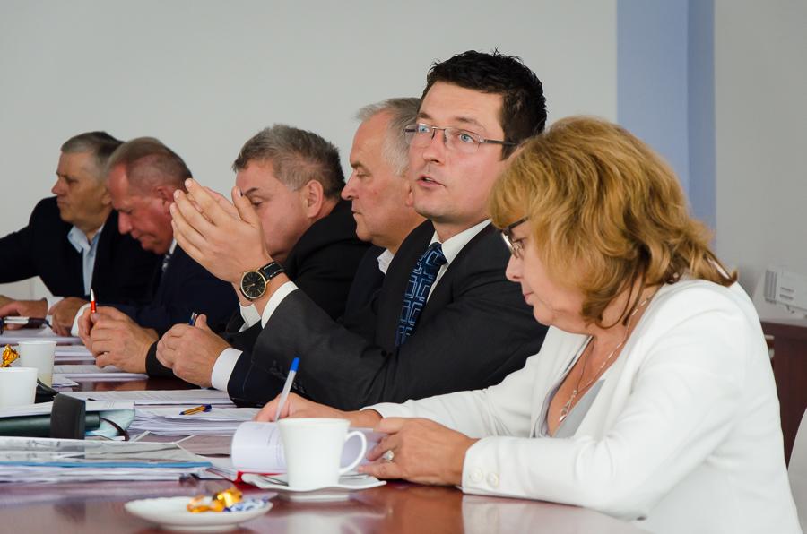 XLIV Sesja Rady Gminy Niemce