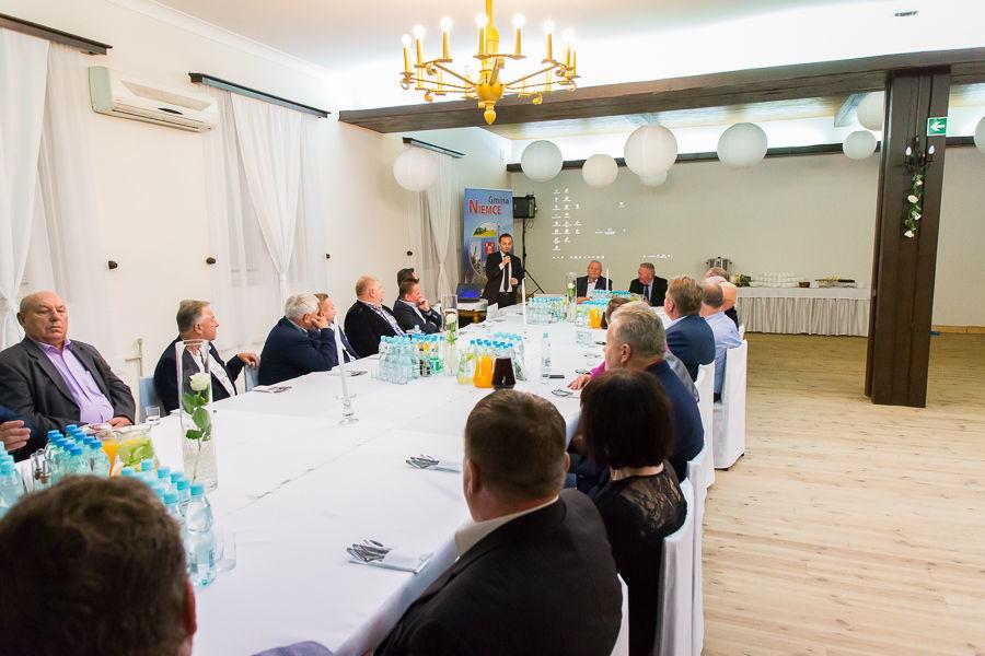 II posiedzenie Rady Gospodarczej