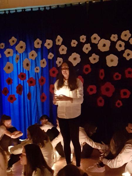 Obchody 100-lecia niepodległości w Szkole Podstawowej w Rudce Kozłowieckiej