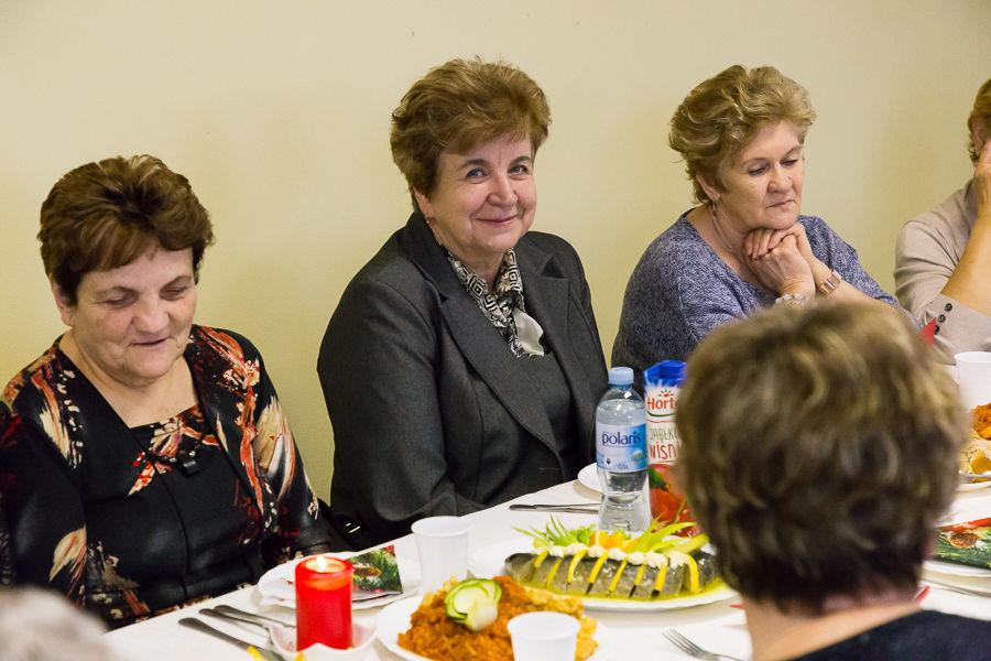 Przedświąteczne spotkanie w Klubie Seniora w Niemcach