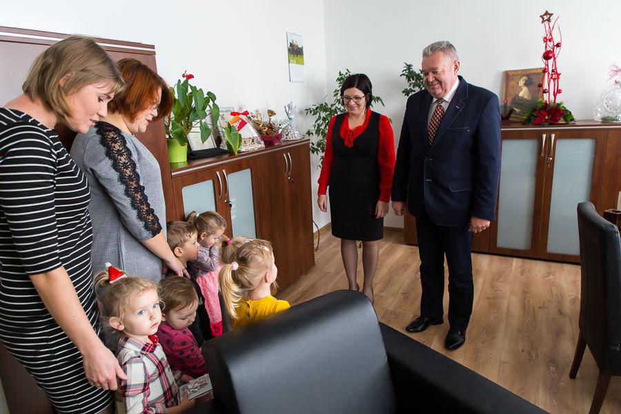 Dzieci ze żłobka
