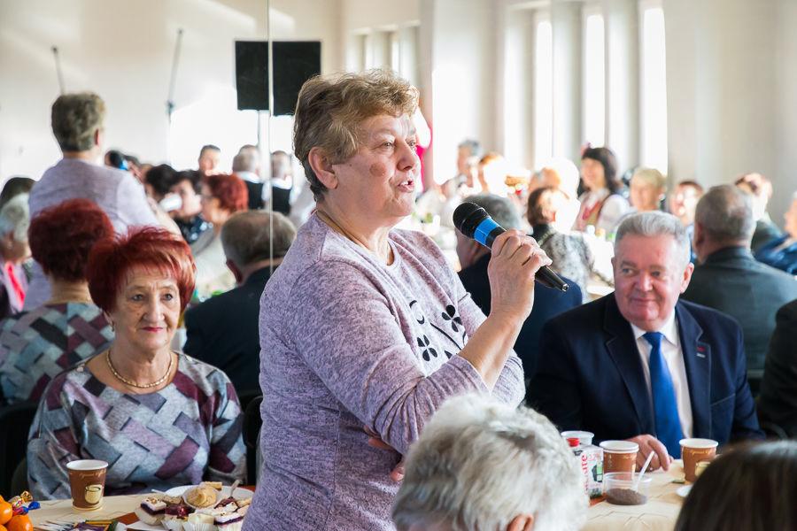 Noworoczne spotkanie Kół Gospodyń Wiejskich z władzami Gminy Niemce