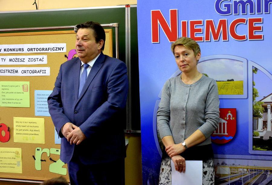 """VI Gminny Konkurs Ortograficzny """"I Ty możesz zostać Mistrzem Ortografii!"""""""