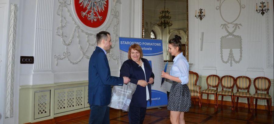 Nagrody Starosty Lubartowskiego dla najlepszych sportowców