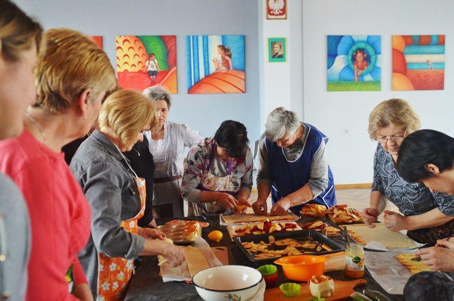 Dzień Kobiet i warsztaty kulinarne w Stowarzyszeniu