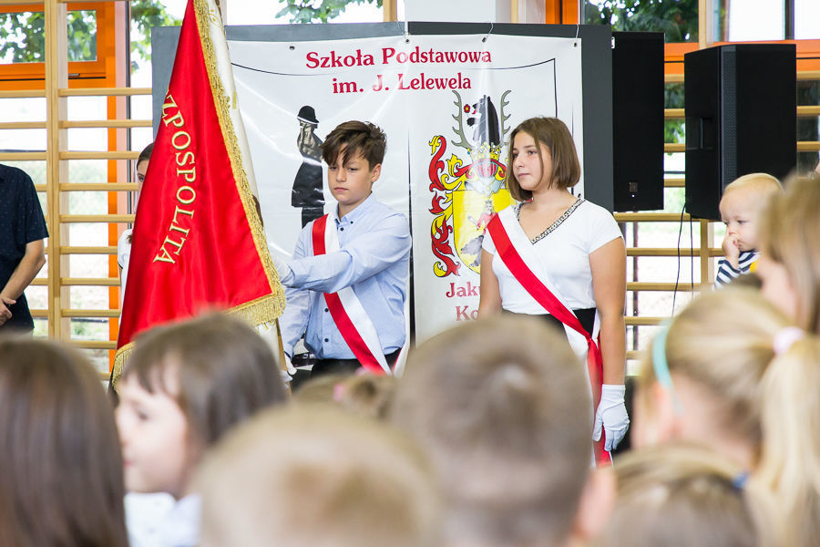 Rozpoczęcie roku szkolnego - Jakubowice Konińskie