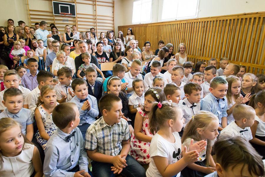 Rozpoczęcie roku szkolnego - Rudka Kozłowiecka