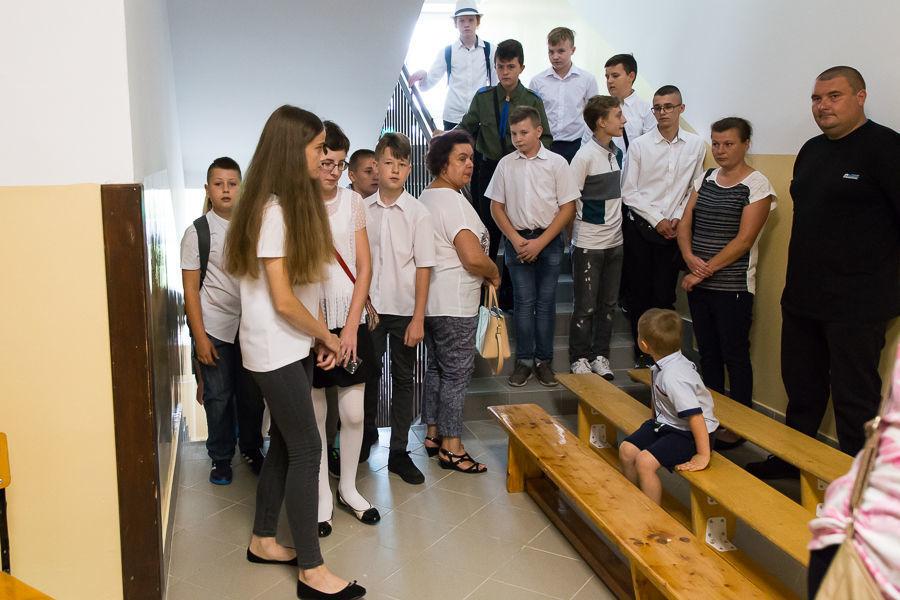 Rozpoczęcie roku szkolnego - Krasienin