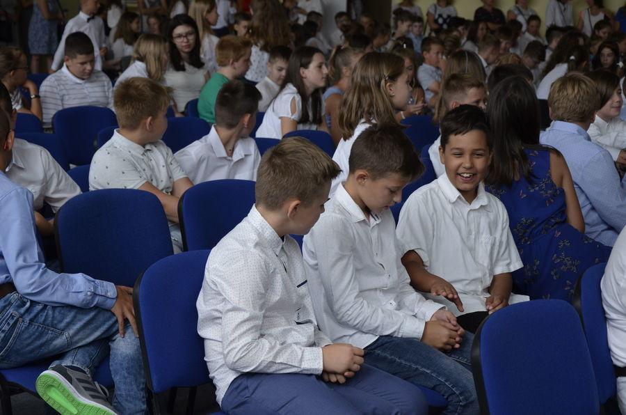 Rozpoczęcie roku szkolnego - Niemce