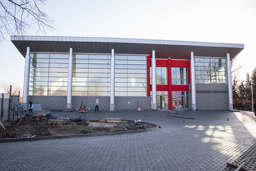 Dom Kultury w Parku