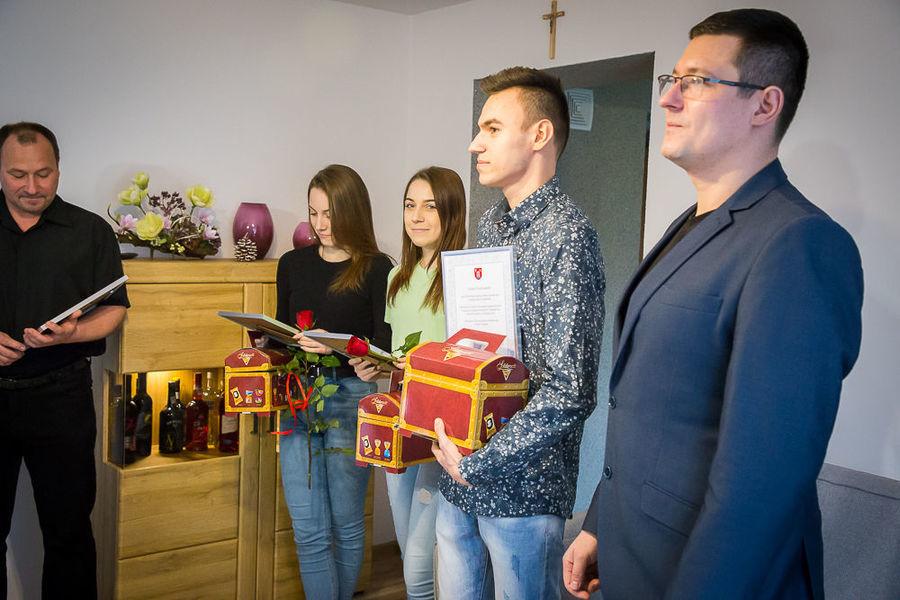 18-te urodziny trojaczków z Woli Niemieckiej
