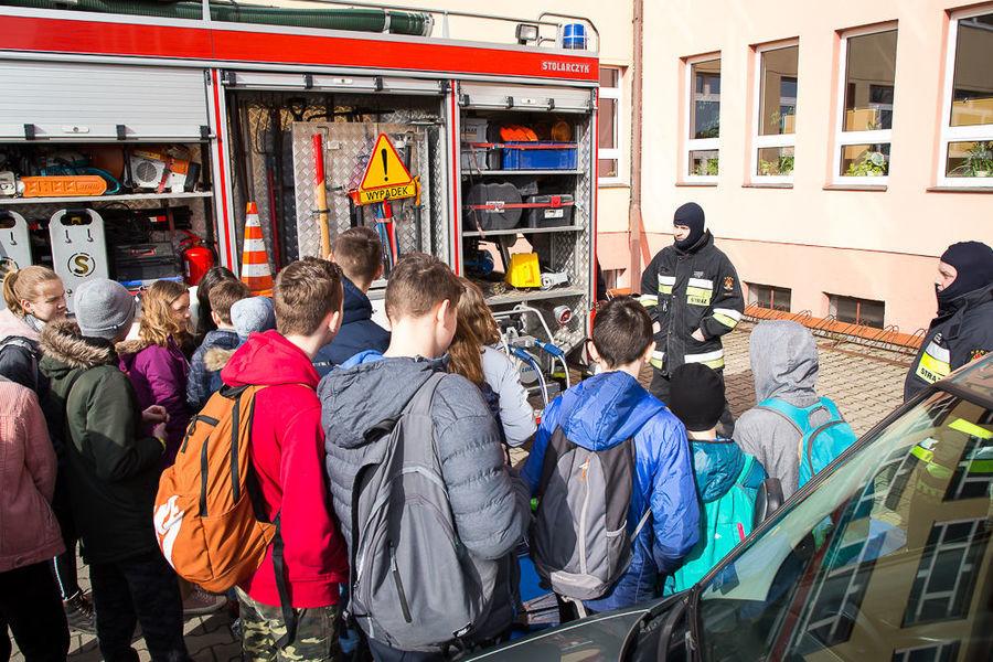 Gminne Eliminacje Ogólnopolskiego Turnieju Wiedzy Pożarniczej