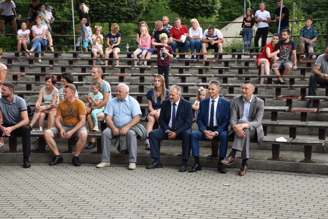 Turniej Sołectw pod honorowym patronatem Pana Jarosława Stawiarskiego Marszałka Województwa Lubelskiego  oraz honorowym patronatem Michała Mulawy Przewodniczącego Sejmiku Województwa Lubelskiego
