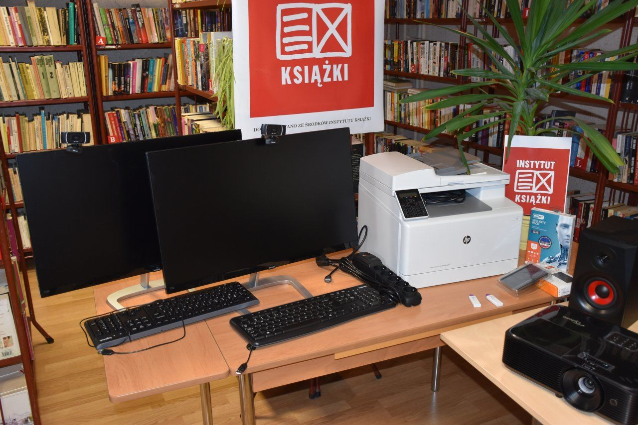 Kraszewski Komputery dla Bibliotek 2020