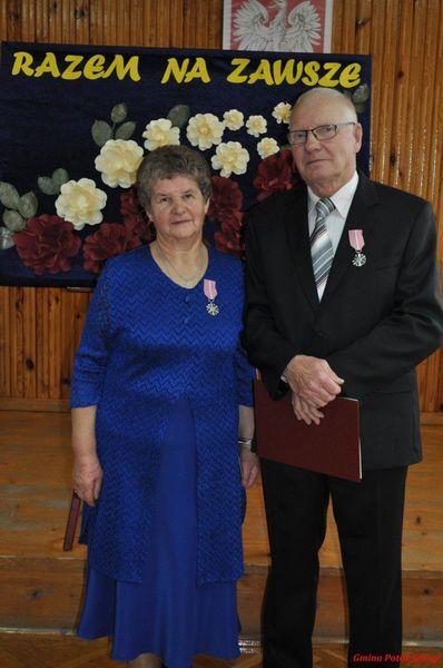 Złote Gody, czyli 50 rocznica zawarcia związku małżeńskiego