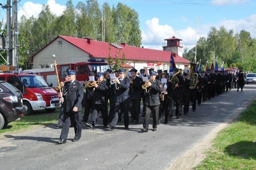 Jubileusz 85-lecia OSP Jasiennik Stary