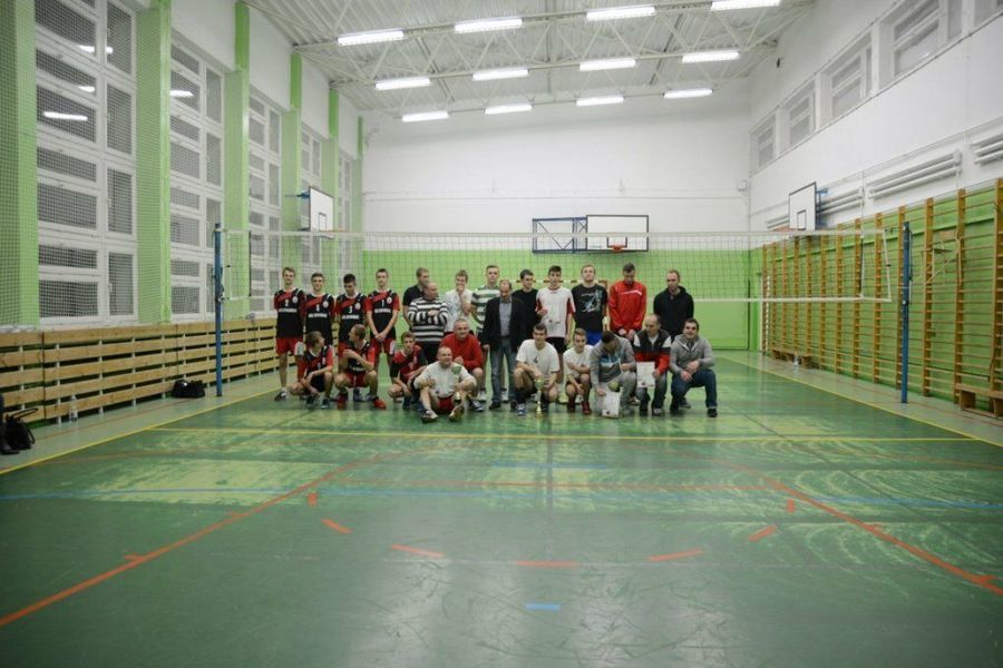 II Turniej Piłki Siatkowej o Puchar Wójta Gminy Potok Górny