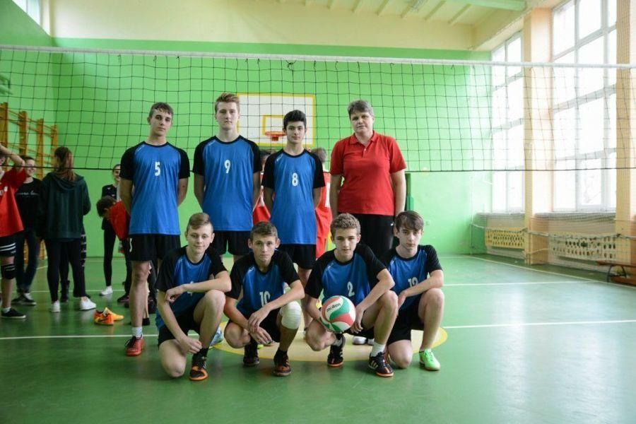 Gimnazjalny Turniej Piłki Siatkowej o Puchar Wójta Gminy Potok Górny