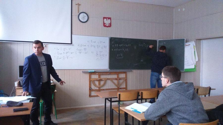 """Kontynuacja projektu ,,Kreatywna edukacja w powiecie lubelskim"""" w roku szkolnym 2018/2019"""