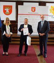 Przyznano nagrody sportowe i artystyczne