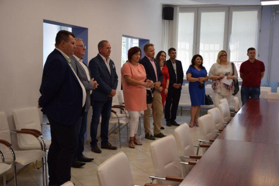 Oficjalne otwarcie Filii Wydziału Komunikacji, Transportu i Drogownictwa w Niemcach