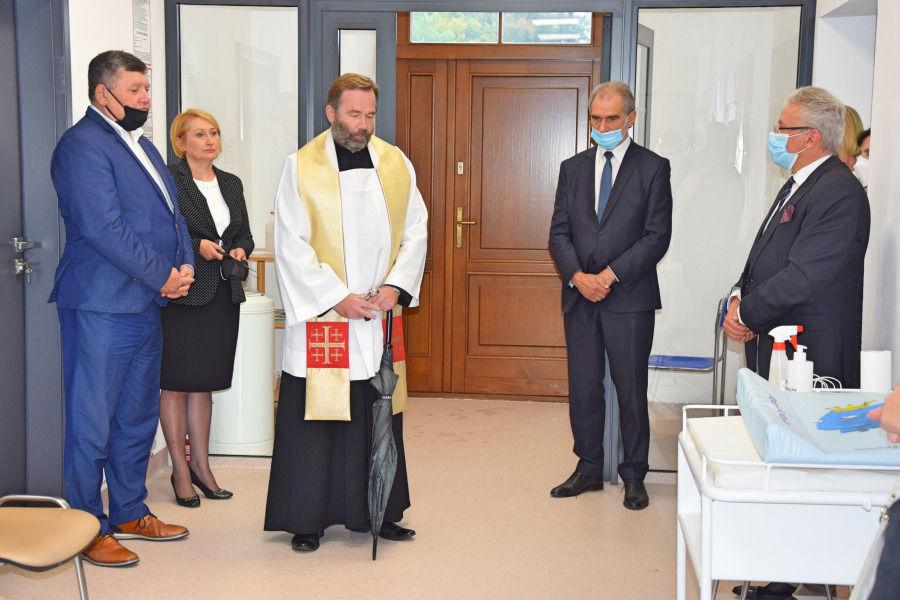 Otwarcie Fili Gminnego Ośrodka Zdrowia w Piotrowicach