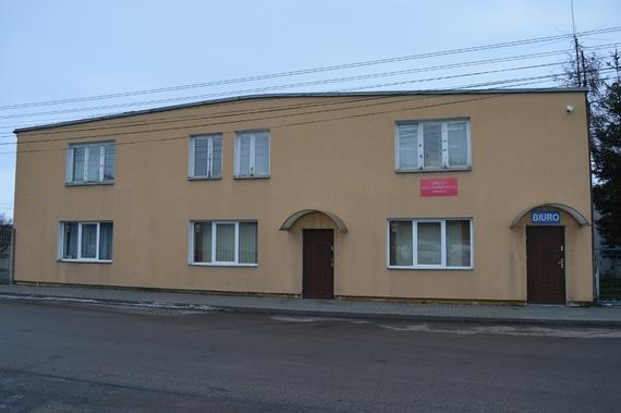 Budynek zarządu dróg powiatowych