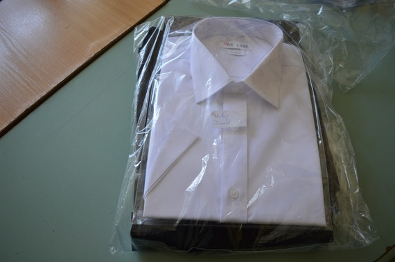 Koszule w folii