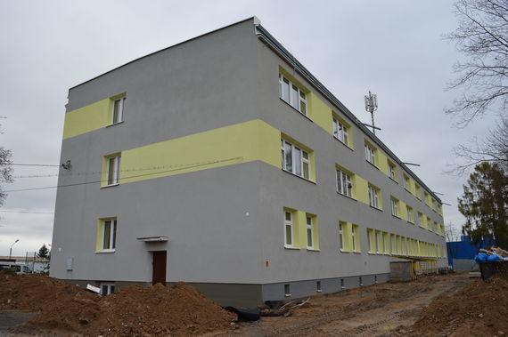 Wyremontowana szkoła